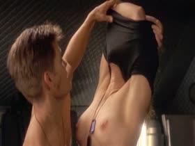 Meyer naked dina Dina Meyer